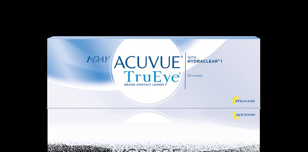 Контактні лінзи 1-DAY ACUVUE ® TruEye ®